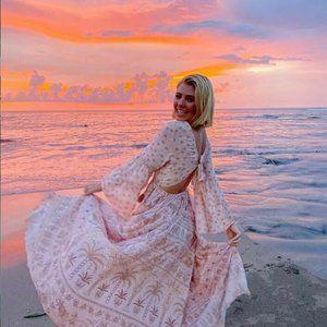 TIGERLILY Aziza Maxi Dress